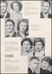 Page 23, 1954 Edition, Hobart High School - Bearcat Yearbook (Hobart, OK) online yearbook collection
