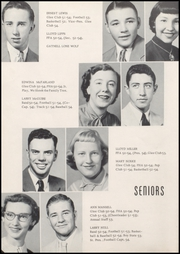 Page 24, 1954 Edition, Hobart High School - Bearcat Yearbook (Hobart, OK) online yearbook collection