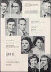 Page 25, 1954 Edition, Hobart High School - Bearcat Yearbook (Hobart, OK) online yearbook collection