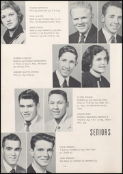 Page 26, 1954 Edition, Hobart High School - Bearcat Yearbook (Hobart, OK) online yearbook collection