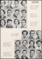 Page 29, 1954 Edition, Hobart High School - Bearcat Yearbook (Hobart, OK) online yearbook collection