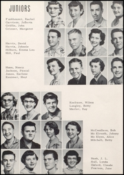 Page 30, 1954 Edition, Hobart High School - Bearcat Yearbook (Hobart, OK) online yearbook collection