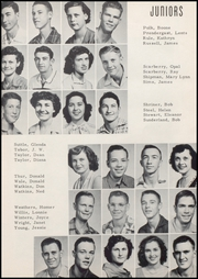Page 31, 1954 Edition, Hobart High School - Bearcat Yearbook (Hobart, OK) online yearbook collection