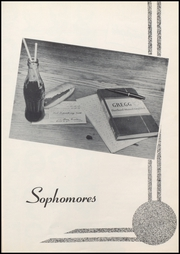 Page 33, 1954 Edition, Hobart High School - Bearcat Yearbook (Hobart, OK) online yearbook collection