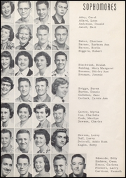 Page 35, 1954 Edition, Hobart High School - Bearcat Yearbook (Hobart, OK) online yearbook collection