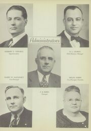 Page 13, 1942 Edition, Central High School - Cardinal Yearbook (Oklahoma City, OK) online yearbook collection
