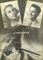 Page 6, 1948 Edition, Central High School - Cardinal Yearbook (Oklahoma City, OK) online yearbook collection