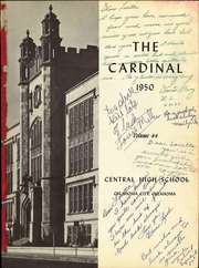 Page 7, 1950 Edition, Central High School - Cardinal Yearbook (Oklahoma City, OK) online yearbook collection