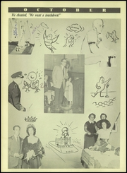 Page 12, 1952 Edition, Central High School - Cardinal Yearbook (Oklahoma City, OK) online yearbook collection