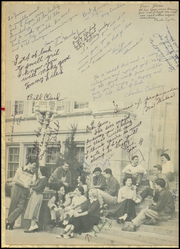 Page 2, 1952 Edition, Central High School - Cardinal Yearbook (Oklahoma City, OK) online yearbook collection
