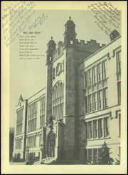 Page 4, 1952 Edition, Central High School - Cardinal Yearbook (Oklahoma City, OK) online yearbook collection