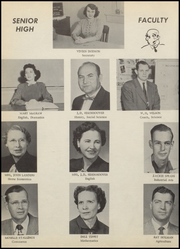 Page 14, 1955 Edition, Okemah High School - Panther Yearbook (Okemah, OK) online yearbook collection