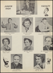 Page 15, 1955 Edition, Okemah High School - Panther Yearbook (Okemah, OK) online yearbook collection