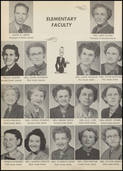 Page 16, 1955 Edition, Okemah High School - Panther Yearbook (Okemah, OK) online yearbook collection