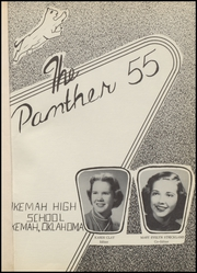 Page 5, 1955 Edition, Okemah High School - Panther Yearbook (Okemah, OK) online yearbook collection