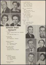Page 14, 1956 Edition, Okemah High School - Panther Yearbook (Okemah, OK) online yearbook collection