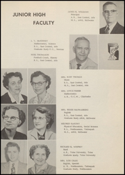Page 15, 1956 Edition, Okemah High School - Panther Yearbook (Okemah, OK) online yearbook collection