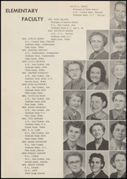 Page 16, 1956 Edition, Okemah High School - Panther Yearbook (Okemah, OK) online yearbook collection