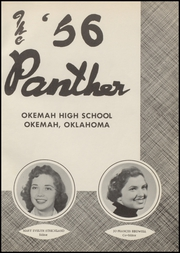 Page 5, 1956 Edition, Okemah High School - Panther Yearbook (Okemah, OK) online yearbook collection