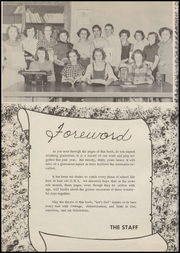 Page 6, 1956 Edition, Okemah High School - Panther Yearbook (Okemah, OK) online yearbook collection