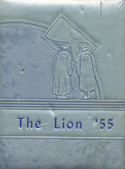 Page 1, 1955 Edition, Blanchard High School - Lion Yearbook (Blanchard, OK) online yearbook collection