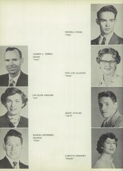 Page 10, 1955 Edition, Blanchard High School - Lion Yearbook (Blanchard, OK) online yearbook collection