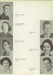 Page 11, 1955 Edition, Blanchard High School - Lion Yearbook (Blanchard, OK) online yearbook collection