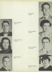 Page 12, 1955 Edition, Blanchard High School - Lion Yearbook (Blanchard, OK) online yearbook collection