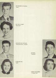 Page 13, 1955 Edition, Blanchard High School - Lion Yearbook (Blanchard, OK) online yearbook collection