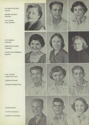 Page 16, 1955 Edition, Blanchard High School - Lion Yearbook (Blanchard, OK) online yearbook collection