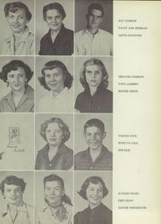 Page 17, 1955 Edition, Blanchard High School - Lion Yearbook (Blanchard, OK) online yearbook collection