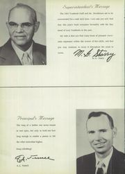 Page 6, 1955 Edition, Blanchard High School - Lion Yearbook (Blanchard, OK) online yearbook collection