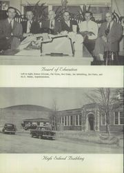 Page 8, 1955 Edition, Blanchard High School - Lion Yearbook (Blanchard, OK) online yearbook collection