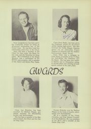 Page 11, 1949 Edition, Sand Springs High School - Sandite Yearbook (Sand Springs, OK) online yearbook collection