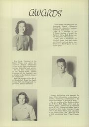 Page 12, 1949 Edition, Sand Springs High School - Sandite Yearbook (Sand Springs, OK) online yearbook collection