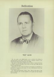 Page 9, 1949 Edition, Sand Springs High School - Sandite Yearbook (Sand Springs, OK) online yearbook collection