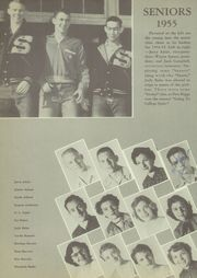 Page 14, 1955 Edition, Sand Springs High School - Sandite Yearbook (Sand Springs, OK) online yearbook collection