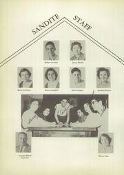 Page 6, 1955 Edition, Sand Springs High School - Sandite Yearbook (Sand Springs, OK) online yearbook collection