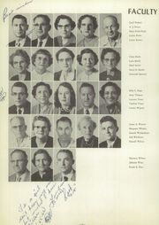 Page 10, 1956 Edition, Sand Springs High School - Sandite Yearbook (Sand Springs, OK) online yearbook collection