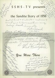 Page 6, 1956 Edition, Sand Springs High School - Sandite Yearbook (Sand Springs, OK) online yearbook collection