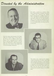 Page 7, 1956 Edition, Sand Springs High School - Sandite Yearbook (Sand Springs, OK) online yearbook collection