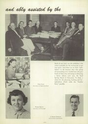 Page 8, 1956 Edition, Sand Springs High School - Sandite Yearbook (Sand Springs, OK) online yearbook collection