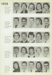 Page 17, 1958 Edition, Sand Springs High School - Sandite Yearbook (Sand Springs, OK) online yearbook collection