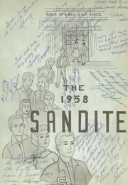 Page 5, 1958 Edition, Sand Springs High School - Sandite Yearbook (Sand Springs, OK) online yearbook collection