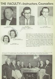 Page 7, 1958 Edition, Sand Springs High School - Sandite Yearbook (Sand Springs, OK) online yearbook collection