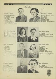 Page 10, 1944 Edition, Heavener High School - Wolf Yearbook (Heavener, OK) online yearbook collection