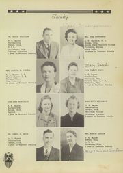 Page 11, 1944 Edition, Heavener High School - Wolf Yearbook (Heavener, OK) online yearbook collection