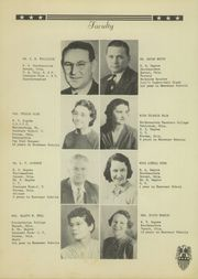 Page 12, 1944 Edition, Heavener High School - Wolf Yearbook (Heavener, OK) online yearbook collection