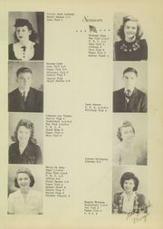 Page 15, 1944 Edition, Heavener High School - Wolf Yearbook (Heavener, OK) online yearbook collection