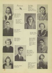 Page 17, 1944 Edition, Heavener High School - Wolf Yearbook (Heavener, OK) online yearbook collection